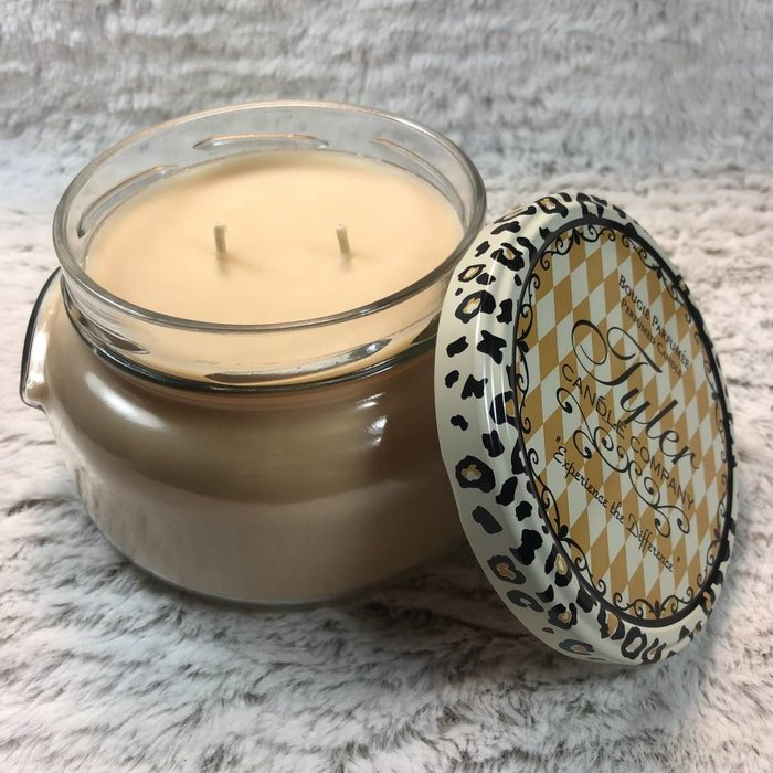 Tyler 22oz Patchouli 2 Wick Candle