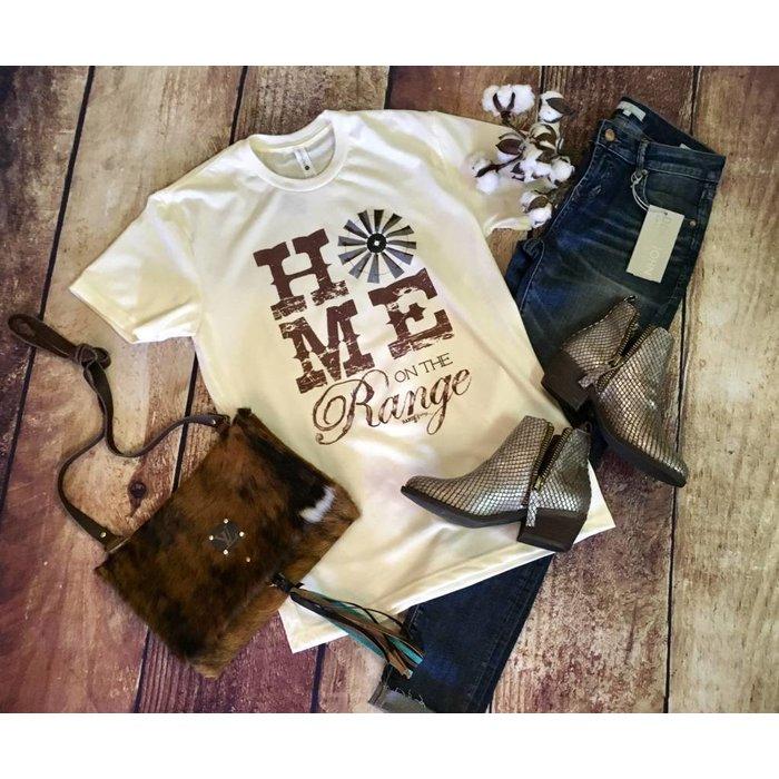 Cream Home On The Range T-Shirt