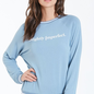 Sky Blue Slightly Imperfect Pullover