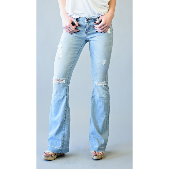 Del Mar Rosie Flare Jeans