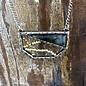 "Slate Deco Style 28"" Necklace"