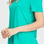 Jade Criss Cross Short Sleeve Top