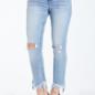 Alvarado Erin Slim Straight Jeans