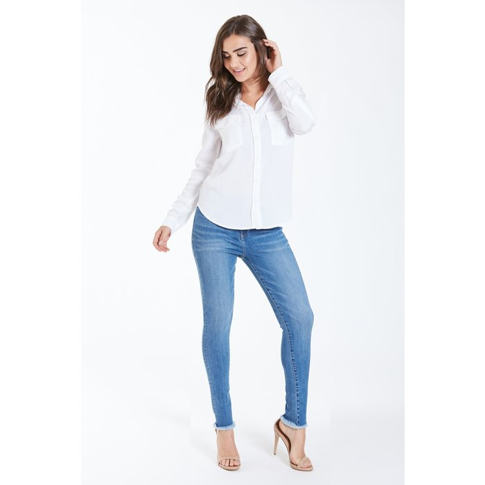 Tahiti Olivia Super Highrise Jeans