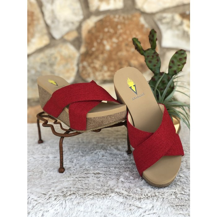 Red Mantle Wedge