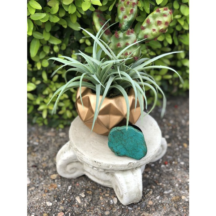 Turquoise Stone Pop Socket