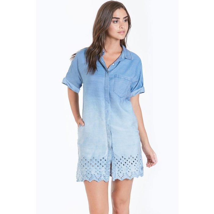 Kairos Helen Demin Shirt Dress