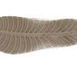 Silver Roman Flip Flop