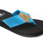 Turquoise Lumi Flip Flop
