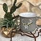 Stay Wild At Heart Deer Ceramic Coffee Mug