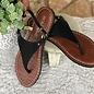 Michelle - Black Sandals