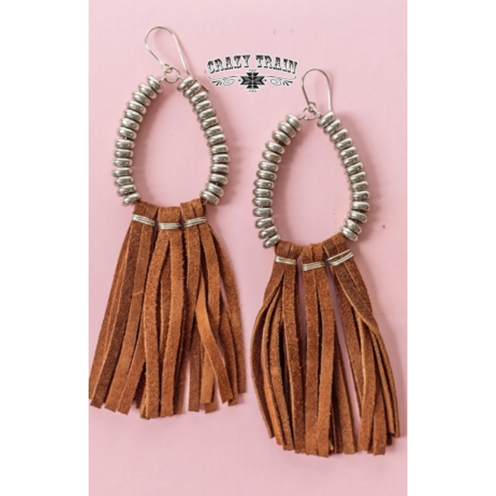 Brown Rio Grande Earrings
