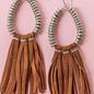 Brown Rio Grande Earrings