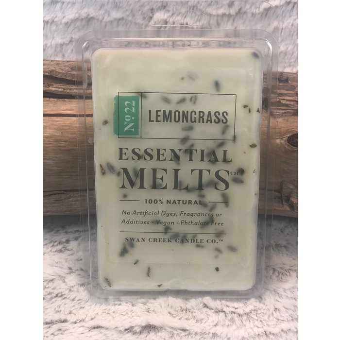Swan Creek Lemongrass Essential Oil Melts
