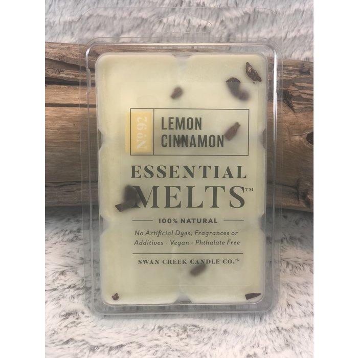 Swan Creek Lemon Cinnamon Essential Oil Melts