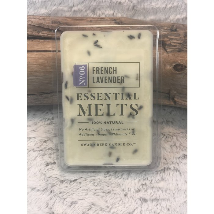 Swan Creek French Lavender Essential Oil Melts