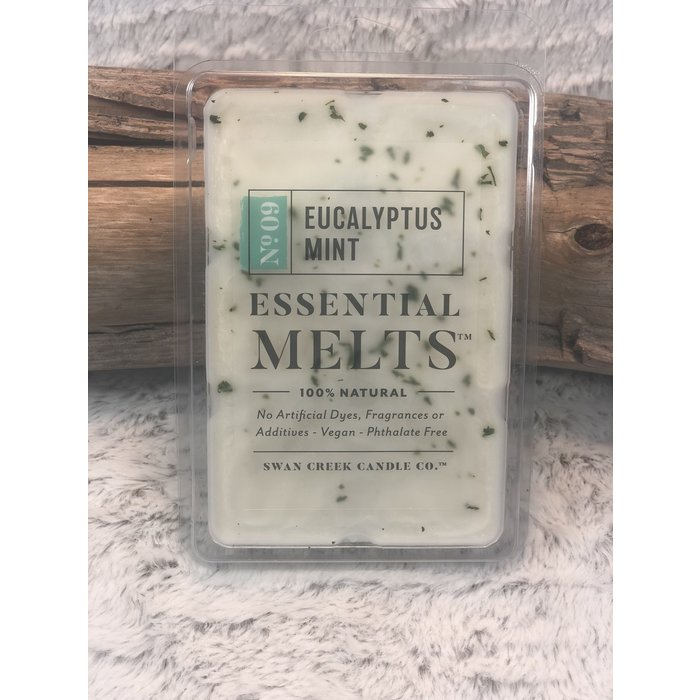 Swan Creek Eucalyptus Mint Essential Oil Melts