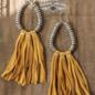 Mustard Rio Grande Earrings