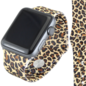 Leopard 38mm Rubber Apple Watch Band