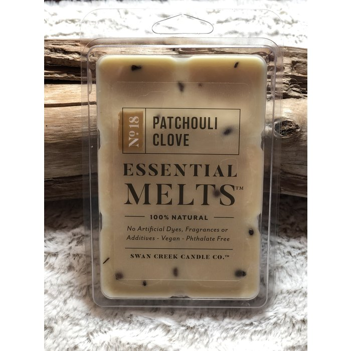 Swan Creek Patchouli Clove Essential Oil Melts