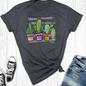Potted Watercolor Cactus Plant T-Shirt