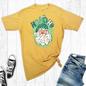 Mustard Ho Ho Ho Santa T-Shirt