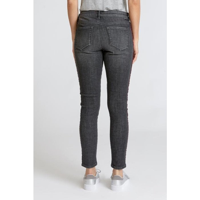 Honor Joyrich Skinny Black Jeans