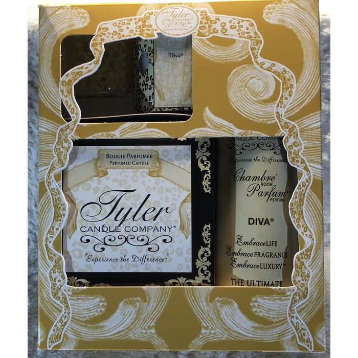 Tyler Diva Glam Gift Suite II