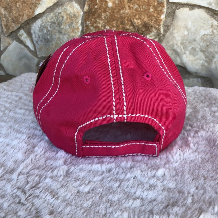 Imma Pray For You Ball Cap - Hot Pink
