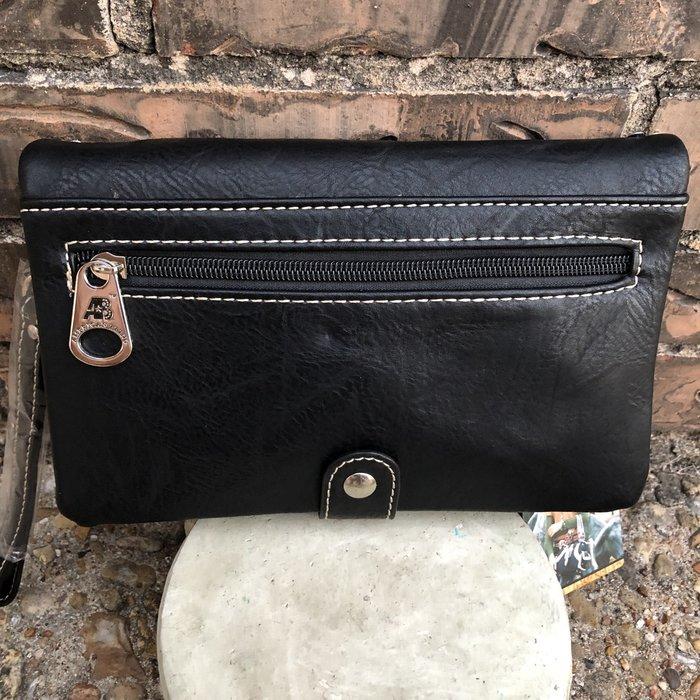Bling Clutch Wallet Crossbody Bag - N
