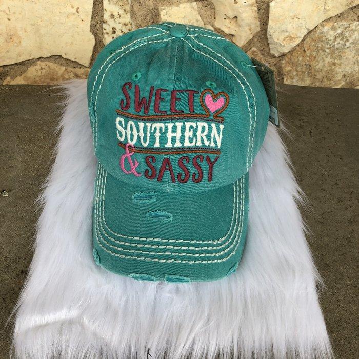 Sweet Southern & Sassy Ball Cap