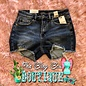Dark Wash Distressed Judy Blue Shorts