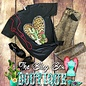 Leopard Heart with Cactus T-Shirt