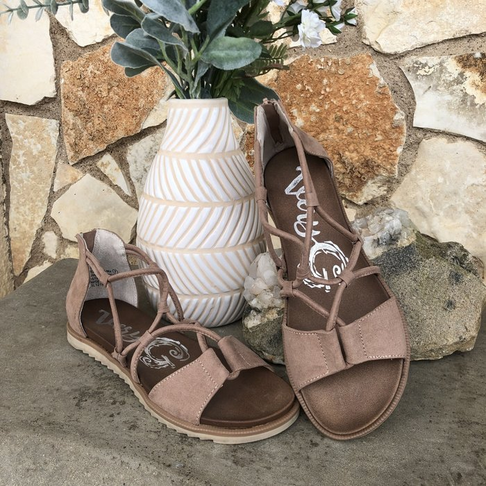 Blush Destiny Sandal