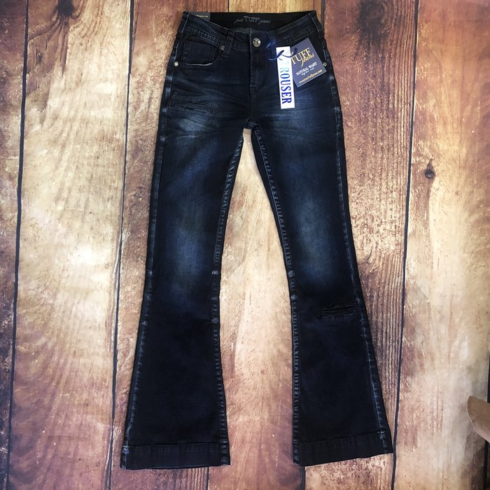 Just Tuff Vintage Blue Trouser Jean