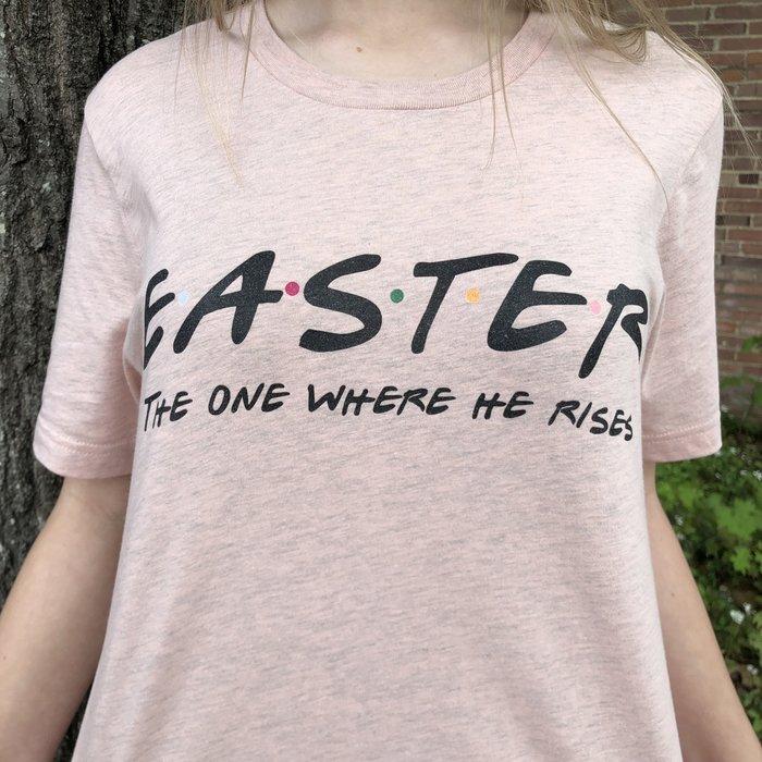 Mauve Easter The One Where He Rises