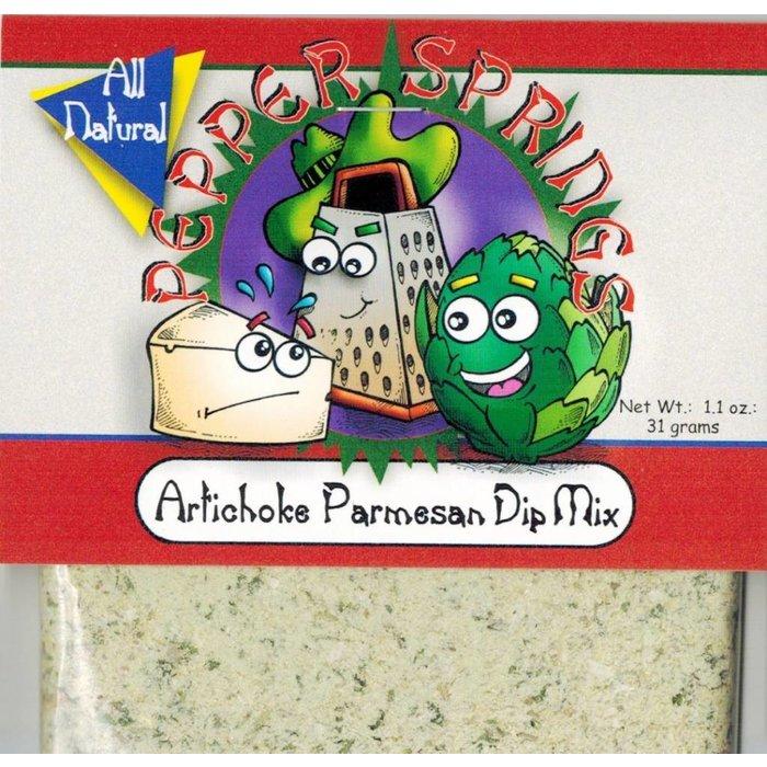 Artichoke Parmesan Dip Mix