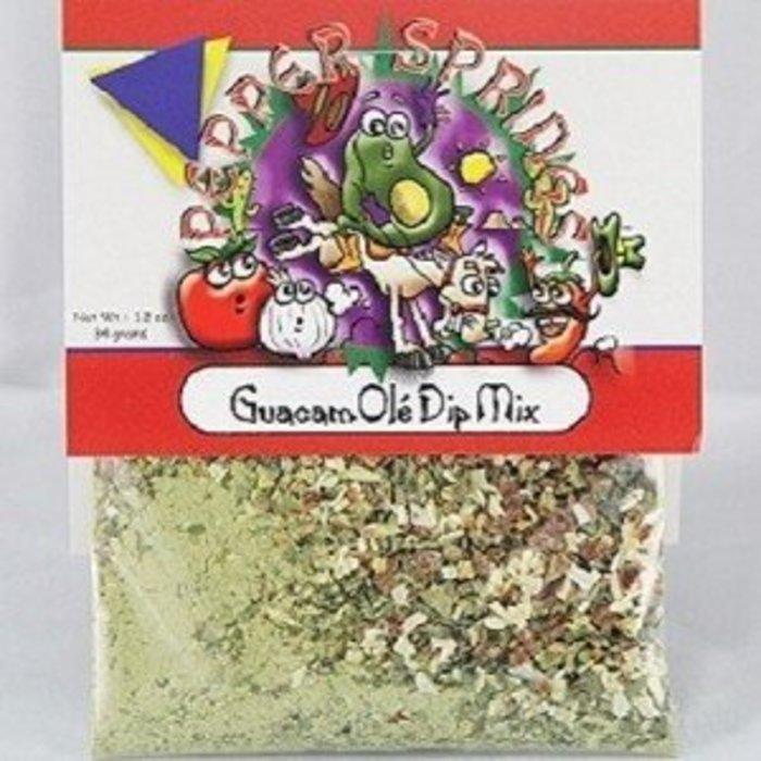 Guacam Ole Dip Mix