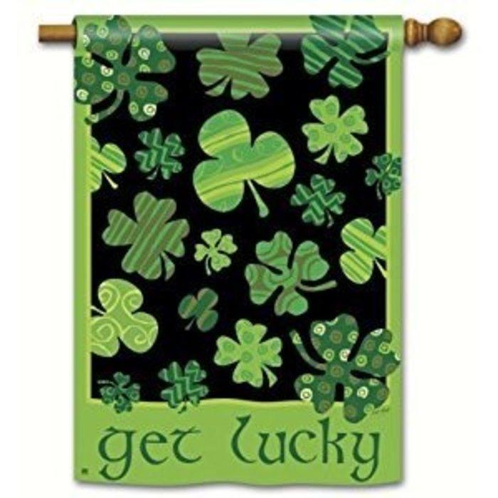 Get Lucky Standard Flag
