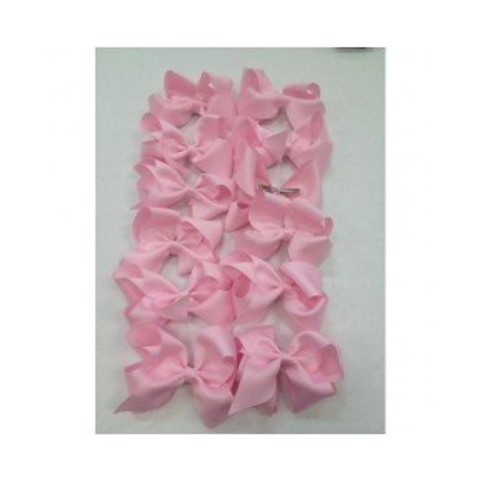 Medium Light Pink Bow