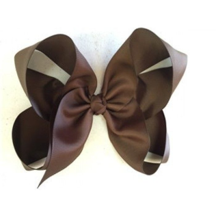 Medium Brown Bow