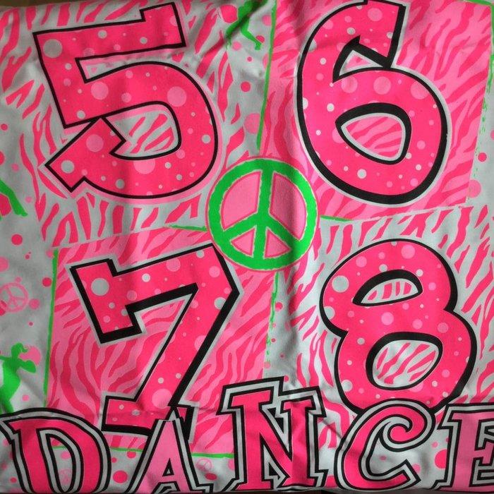 Dance Pillowcase