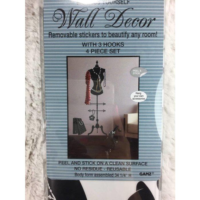 Wall Decor Maniquin Theblingboxonlinecom