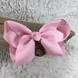 Medium Light Pink Bow