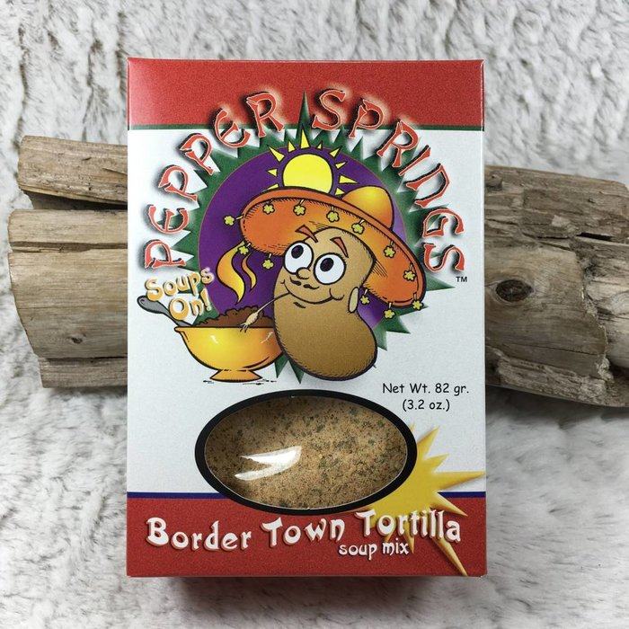 Border Town Tortilla Soup