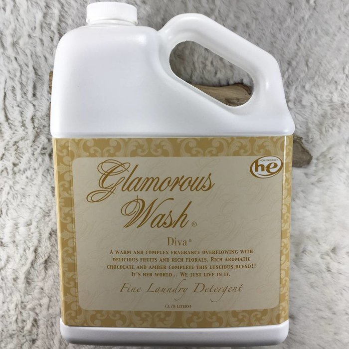 Tyler 1 Gallon Diva Glam Wash Laundry Detergent