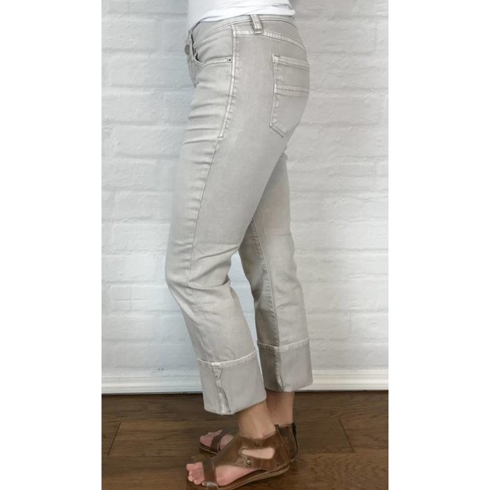 Clay Playback Cuff Capri