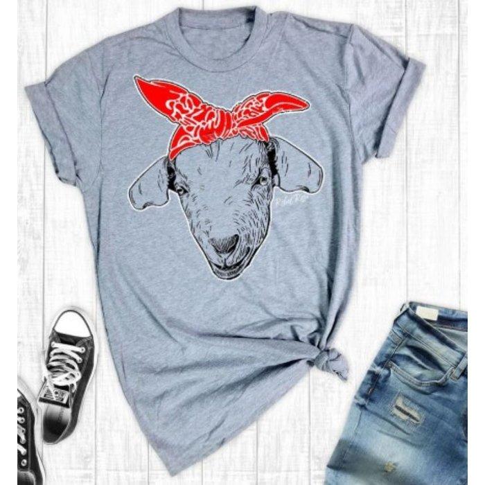 Tupac Goat T-Shirt
