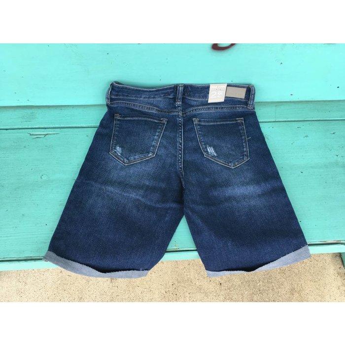 Rowena Leah Easy Bermuda Shorts
