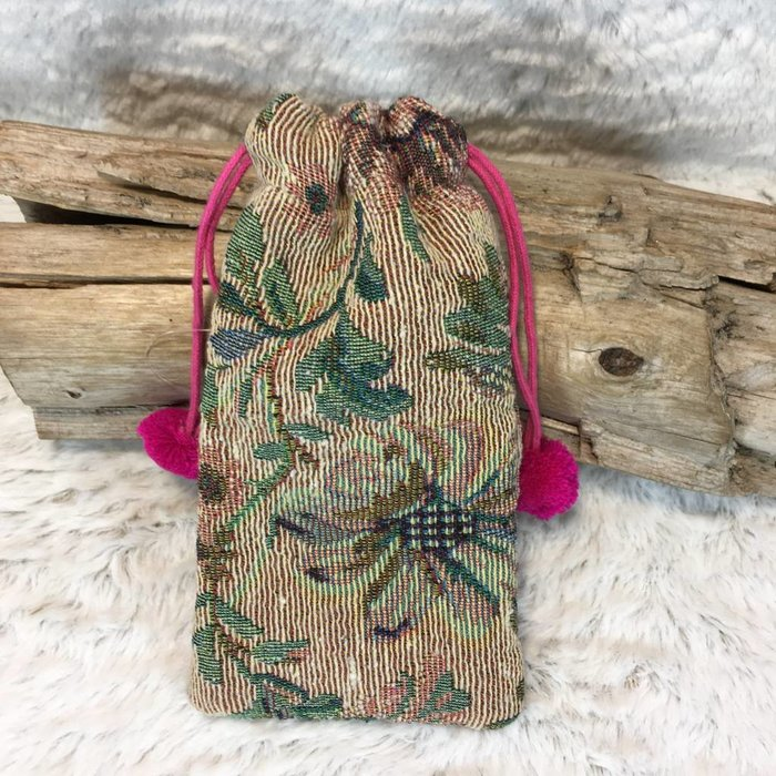 Tribal Sunglass Pouch - H